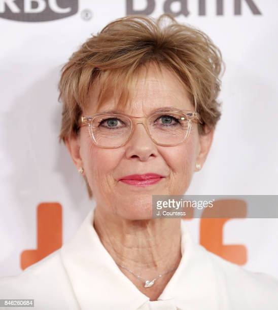 Actor Annette Bening attends the premiere of 'Film Stars Don't Die In Liverpool' during the 2017 Toronto International Film Festival at Roy Thomson...
