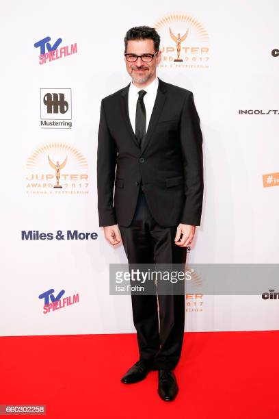 Actor ans comedian Rick Kavanian attends the Jupiter Award at Cafe Moskau on March 29 2017 in Berlin Germany