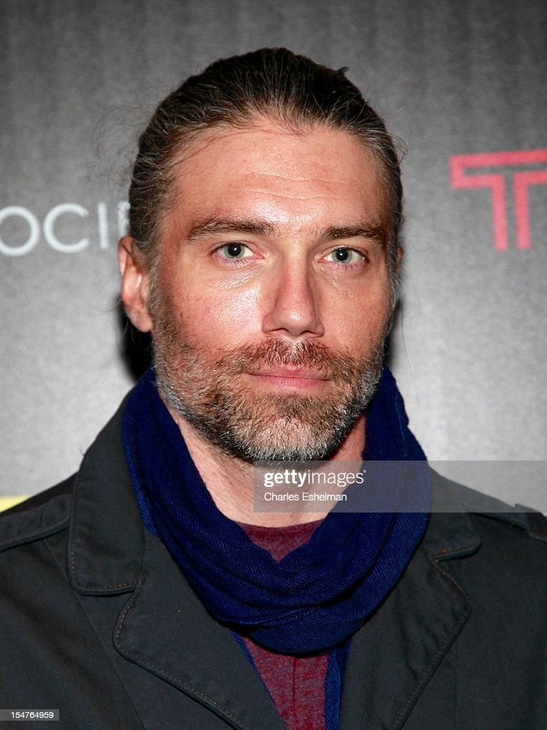 Actor <a gi-track='captionPersonalityLinkClicked' href=/galleries/search?phrase=Anson+Mount&family=editorial&specificpeople=691952 ng-click='$event.stopPropagation()'>Anson Mount</a> attends the Weinstein Company, The Cinema Society & Tumi screening of 'This Must Be the Place' at the Tribeca Grand Screening Room on October 25, 2012 in New York City.