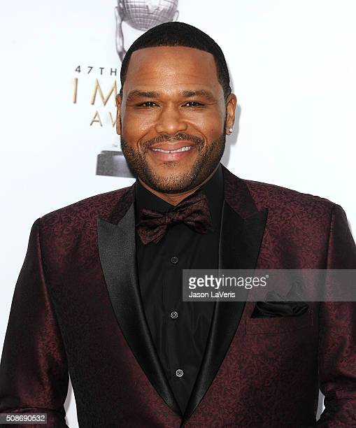 Actor Anthony Anderson attends the 47th NAACP Image Awards at Pasadena Civic Auditorium on February 5 2016 in Pasadena California