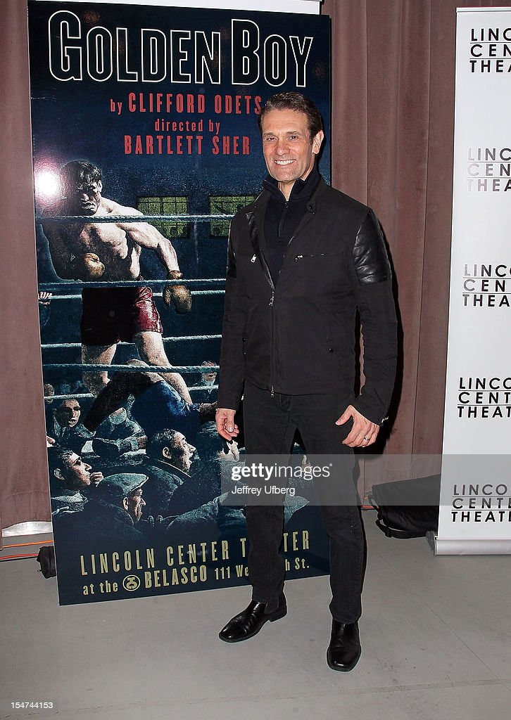 Actor Anthony Crivello attends the 'Golden Boy' Cast Meet & Greet at the Lincoln Center Theater on October 25, 2012 in New York City.