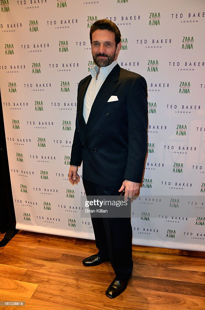 Actor Anthony Crivello attends the Zara Aina Foundation Benefit at Ted Baker on April 22, 2013 in New York City.