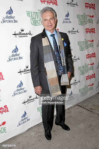 Actor Anthony Denison attends the 83rd Annual Hollywood Christmas Parade with musical performances by Grand Marshal Stevie Wonder and legendary...