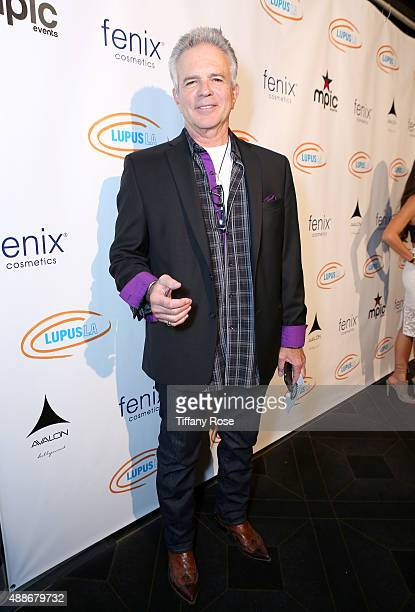 Actor Anthony Denison attends the Get Lucky for Lupus LA celebrity poker tournament and party at Avalon on September 16 2015 in Hollywood California...