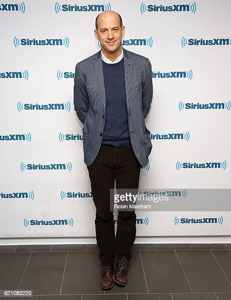 Actor Anthony Edwards visits at SiriusXM Studio on November 4 2016 in New York City