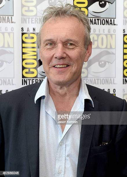 Actor Anthony Head attends the 'Dominion' Press Line during ComicCon International 2014 at Hilton Bayfront on July 25 2014 in San Diego California