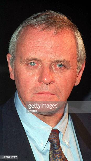 Actor Anthony Hopkins circa 1995