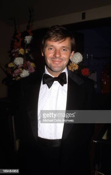 Actor Anthony Hopkins poses for a portrait in circa 1978
