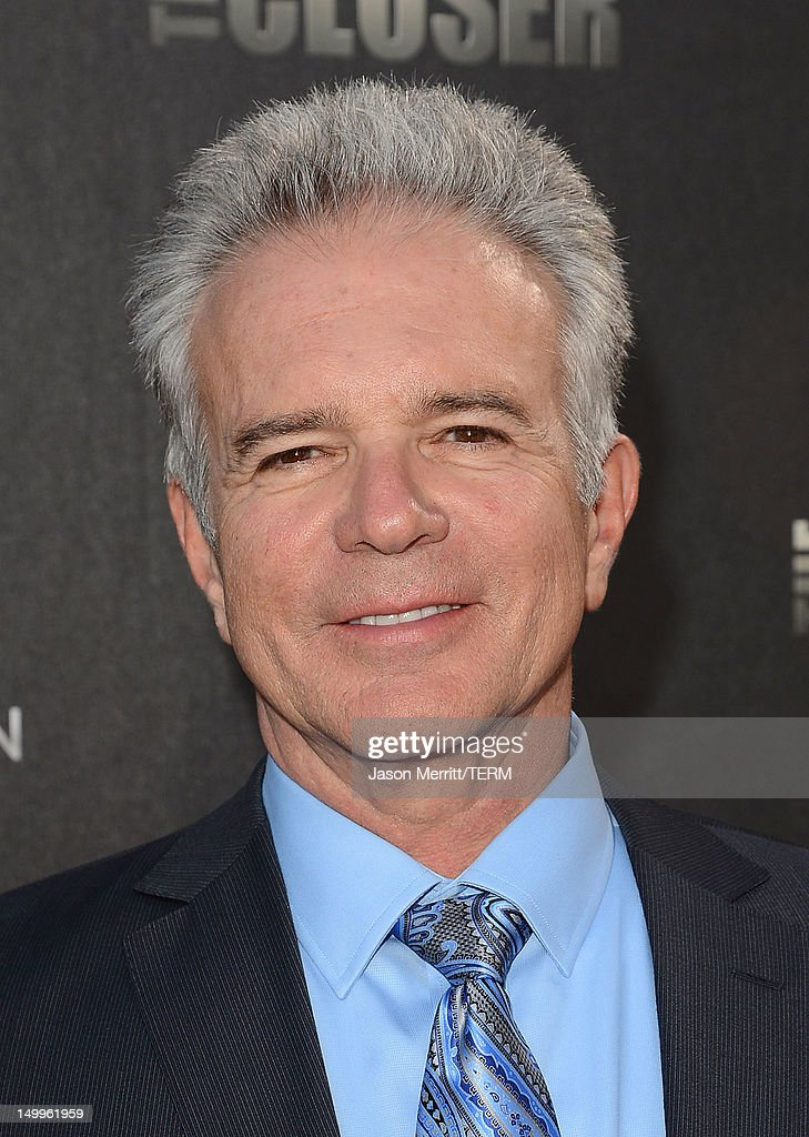 Actor Anthony John Denison attends the special fan screening of TNT's 'The Closer' series finale held at The Roosevelt Hotel on August 7, 2012 in Hollywood, California.