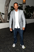 Actor Anthony Mackie attends the W Magazine celebration of the 'Best Performances' Portfolio and The Golden Globes with Audi and Dom Perignon at...