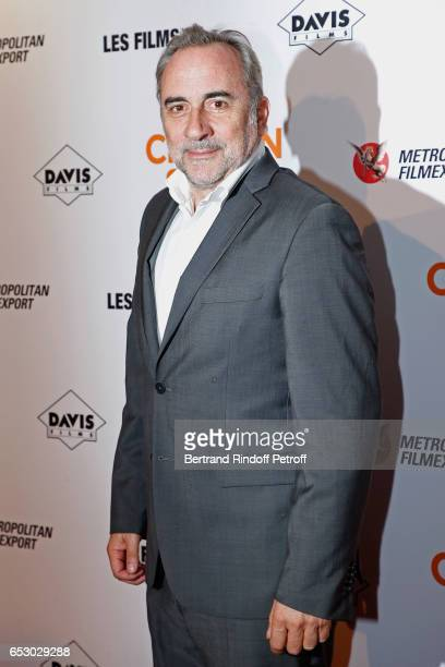 Actor Antoine Dulery attends the 'Chacun sa vie' Paris Premiere at Cinema UGC Normandie on March 13 2017 in Paris France