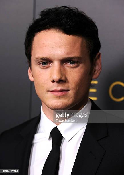 Actor Anton Yelchin arrives at the Premiere of Paramount Pictures' 'Like Crazy' held at the Egyptian Theater on October 25 2011 in Los Angeles...