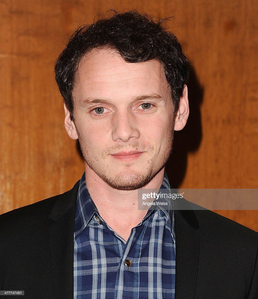 Actor <a gi-track='captionPersonalityLinkClicked' href=/galleries/search?phrase=Anton+Yelchin&family=editorial&specificpeople=793274 ng-click='$event.stopPropagation()'>Anton Yelchin</a> attends The Academy of Motion Picture Arts & Sciences screening of 'Only Lovers Left Alive' at Bing Theatre At LACMA at Bing Theatre At LACMA on March 10, 2014 in Los Angeles, California.