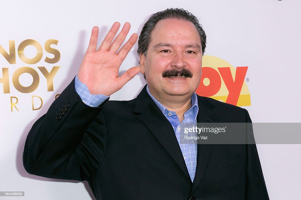 Actor Antonio Aguilar Jr. arrives at the 2013 Latinos De Hoy Awards at Los Angeles Times Chandler Auditorium on October 12, 2013 in Los Angeles, California.