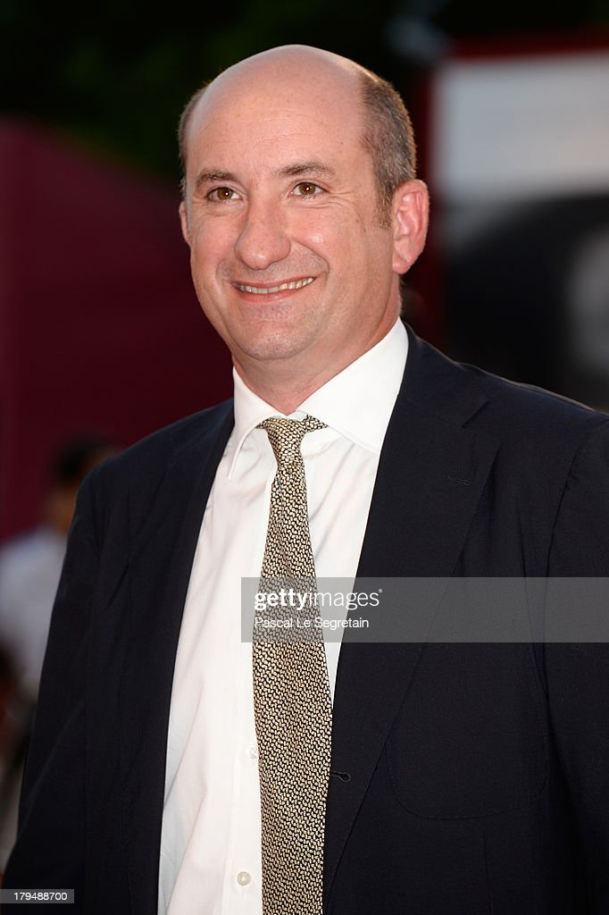 Actor <a gi-track='captionPersonalityLinkClicked' href=/galleries/search?phrase=Antonio+Albanese&family=editorial&specificpeople=2258220 ng-click='$event.stopPropagation()'>Antonio Albanese</a> attends 'L'Intrepido' Premiere during the 70th Venice International Film Festival at the Palazzo del Cinema on September 4, 2013 in Venice, Italy.