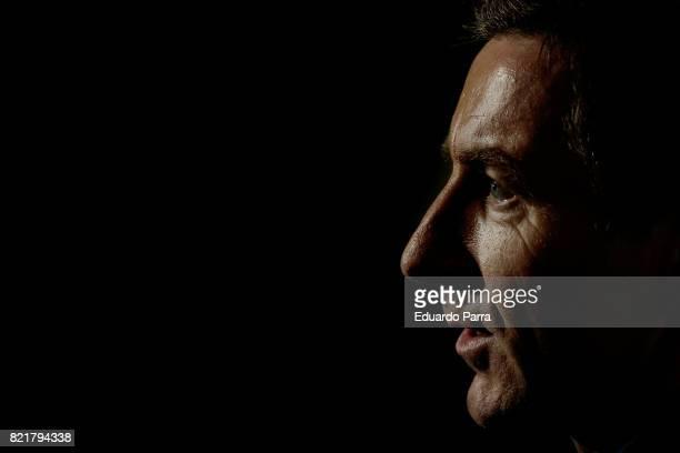 Actor Antonio de la Torre attends the 'Abracadabra' premiere at Palacio de la Prensa cinema on July 24 2017 in Madrid Spain