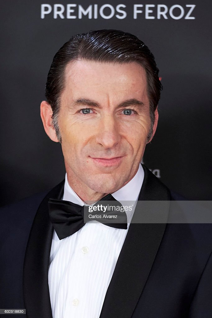Actor Antonio de la Torre attends the Feroz cinema awards 2016 at the Duques de Pastrana Palace on January 23, 2017 in Madrid, Spain.