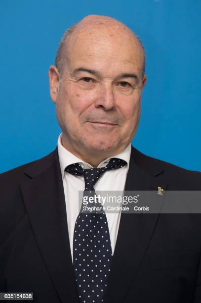 Actor Antonio Resines attends the 'The Queen of Spain' photo call during the 67th Berlinale International Film Festival Berlin at Grand Hyatt Hotel...