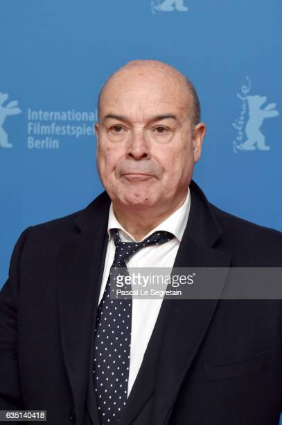 Actor Antonio Resines attends the 'The Queen of Spain' premiere during the 67th Berlinale International Film Festival Berlin at FriedrichstadtPalast...