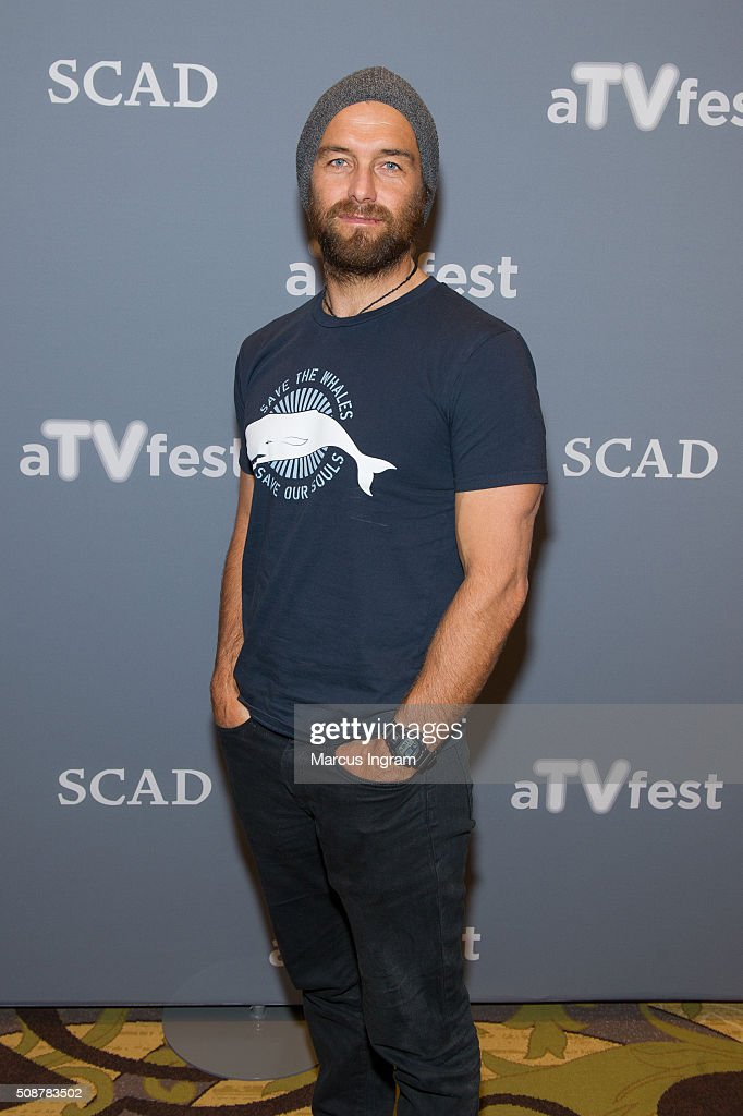 Actor Antony Starr attends 'Banshee' event during SCAD aTVfest 2016 Day 3 at the Four Seasons Atlanta Hotel on February 6, 2016 in Atlanta, Georgia.