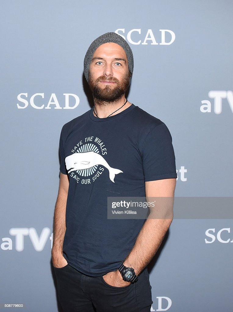 Actor Antony Starr attends the 'Banshee' event during aTVfest 2016 presented by SCAD on February 6, 2016 in Atlanta, Georgia.