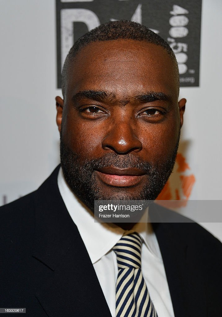 Actor <a gi-track='captionPersonalityLinkClicked' href=/galleries/search?phrase=Antwone+Fisher&family=editorial&specificpeople=2969689 ng-click='$event.stopPropagation()'>Antwone Fisher</a> attends The Alliance For Children's Rights' 21st Annual Dinner at The Beverly Hilton Hotel on March 7, 2013 in Beverly Hills, California.