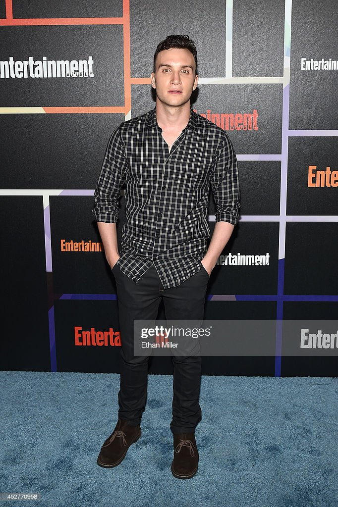 Actor Ari Millen attends Entertainment Weekly's annual Comic-Con celebration at Float at Hard Rock Hotel San Diego on July 26, 2014 in San Diego, California.