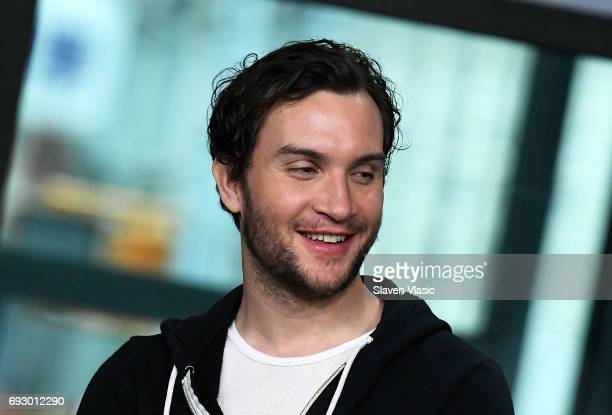 Actor Ari Millen visits Build Series to discuss the final season of the hit show 'Orphan Black' at Build Studio on June 6 2017 in New York City