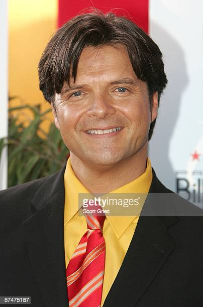 Actor Ariel Lopez Padilla arrives for the 2006 Billboard Latin Music Awards at the Seminole Hard Rock Hotel Casino on April 27 2006 in Hollywood...