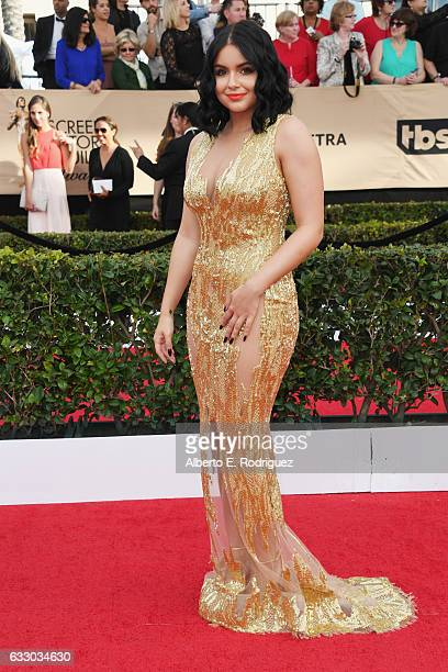 Actor Ariel Winter attends the 23rd Annual Screen Actors Guild Awards at The Shrine Expo Hall on January 29 2017 in Los Angeles California