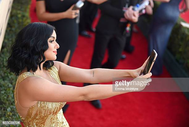 Actor Ariel Winter attends The 23rd Annual Screen Actors Guild Awards at The Shrine Auditorium on January 29 2017 in Los Angeles California 26592_016