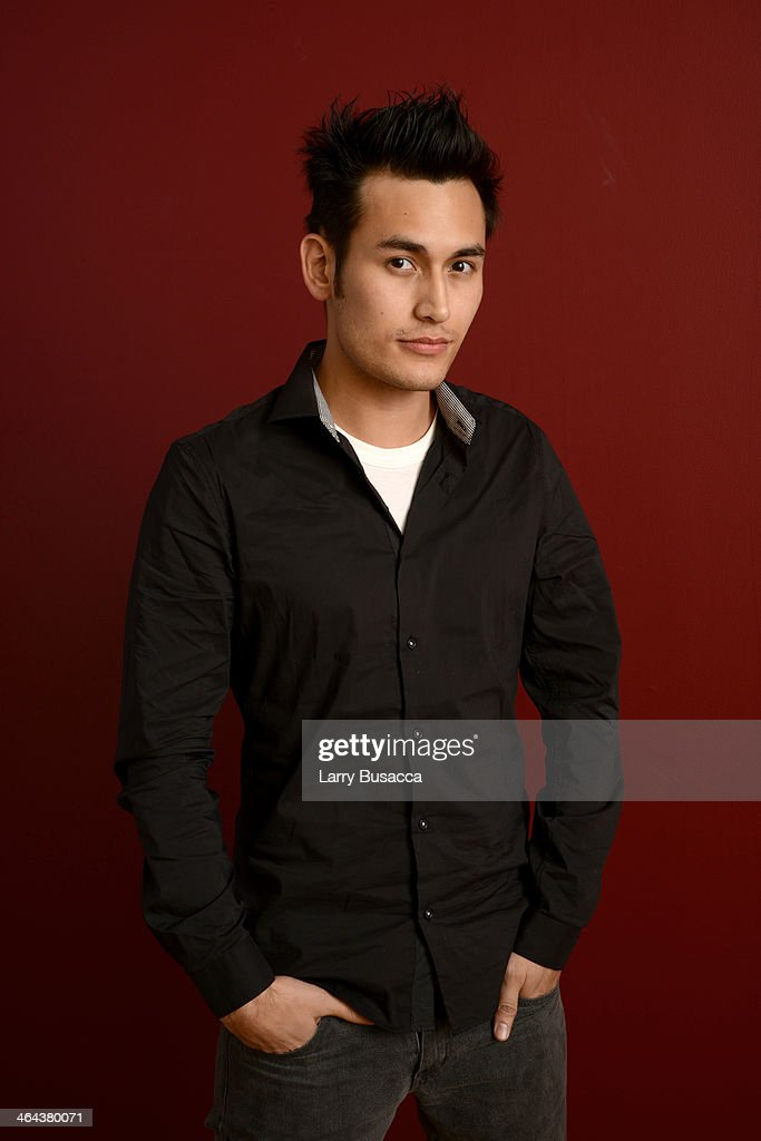 Actor Arifin Putra poses for a portrait during the 2014 Sundance Film Festival at the Getty Images Portrait Studio at the Village At The Lift Presented By McDonald's McCafe on January 22, 2014 in Park City, Utah.