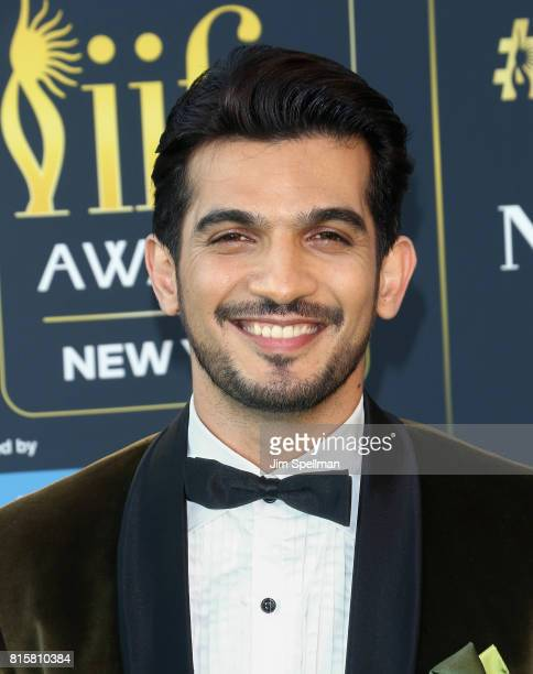 Actor Arjun Bijlani attends the 2017 International Indian Film Academy Festival at MetLife Stadium on July 14 2017 in East Rutherford New Jersey