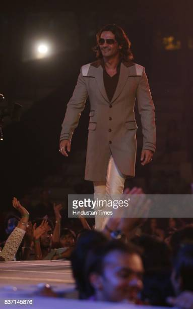 Actor Arjun Rampal at MTV Awards
