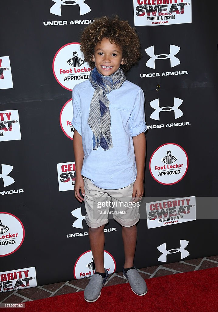 Actor Armani Jackson attends the 2013 ESPYS after party on July 17, 2013 in Los Angeles, California.