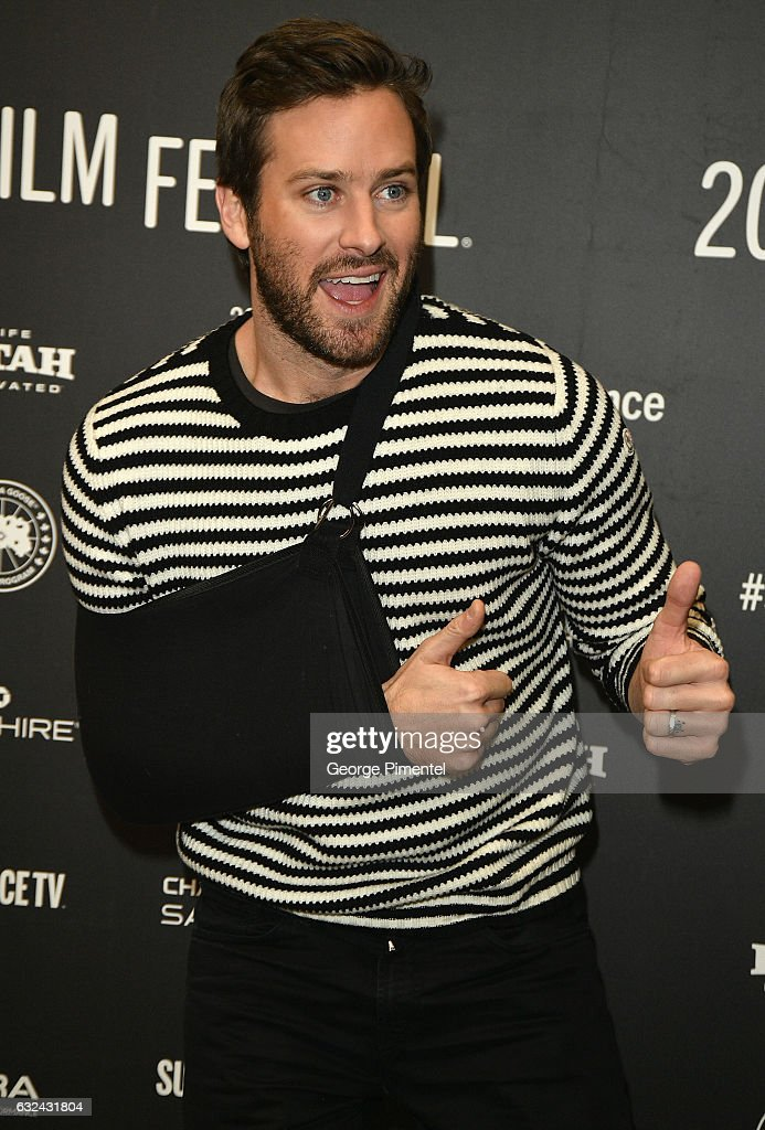 """""""Call Me By Your Name"""" Premiere - 2017 Sundance Film Festival"""