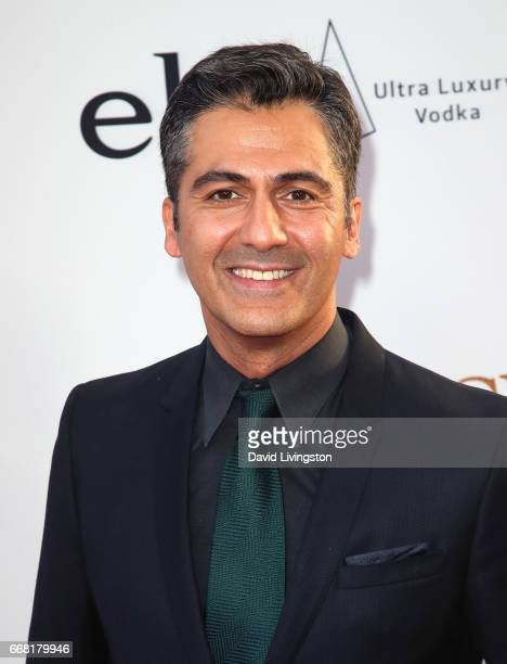Actor Armin Amiri attends the premiere of Open Road Films' 'The Promise' at TCL Chinese Theatre on April 12 2017 in Hollywood California
