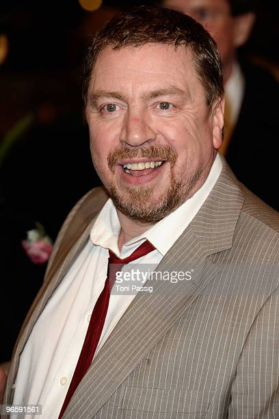 Actor Armin Rohde attends the 'Tuan Yuan' Premiere during day one of the 60th Berlin International Film Festival at the Berlinale Palast on February...