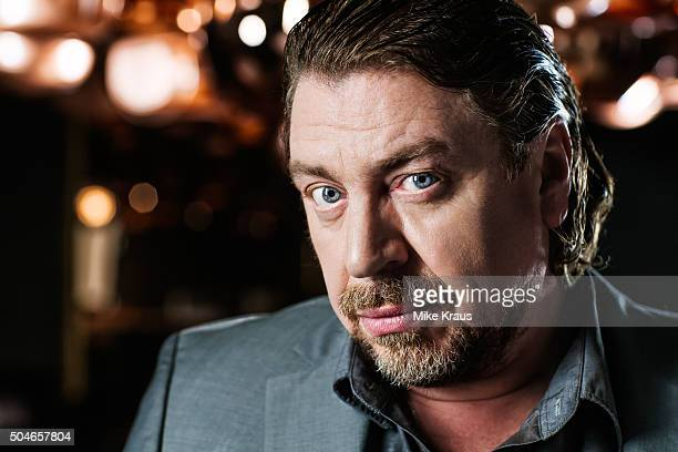 Actor Armin Rohde is photographed for Self Assignment on February 15 2013 in Berlin Germany