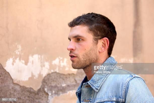 Actor Arnaud Valois attends '120 Battiti Al Minuto' Photocall on September 28 2017 in Rome Italy