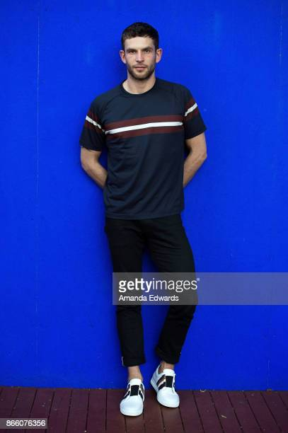 Actor Arnaud Valois attends a reception hosted by the Consul General of France honoring Robin Campillo and celebrating the release of 'BPM' at La...
