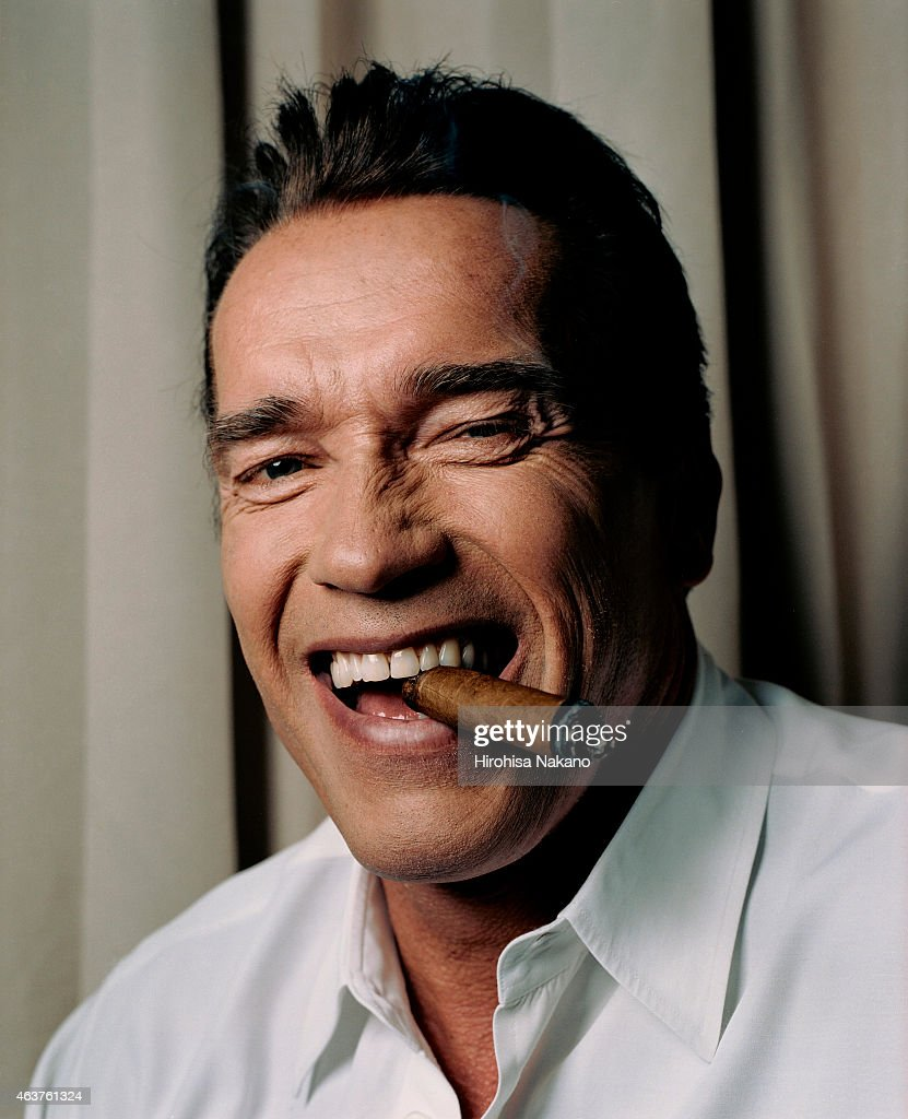 Actor <a gi-track='captionPersonalityLinkClicked' href=/galleries/search?phrase=Arnold+Schwarzenegger&family=editorial&specificpeople=156406 ng-click='$event.stopPropagation()'>Arnold Schwarzenegger</a> is photographed on December 11, 2002 in Tokyo, Japan.
