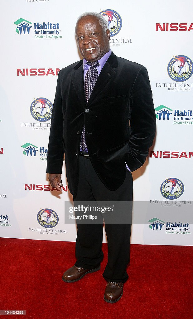 Actor Art Evans attends the Faithful Central Bible Church Event on October 19, 2012 in Century City, California.