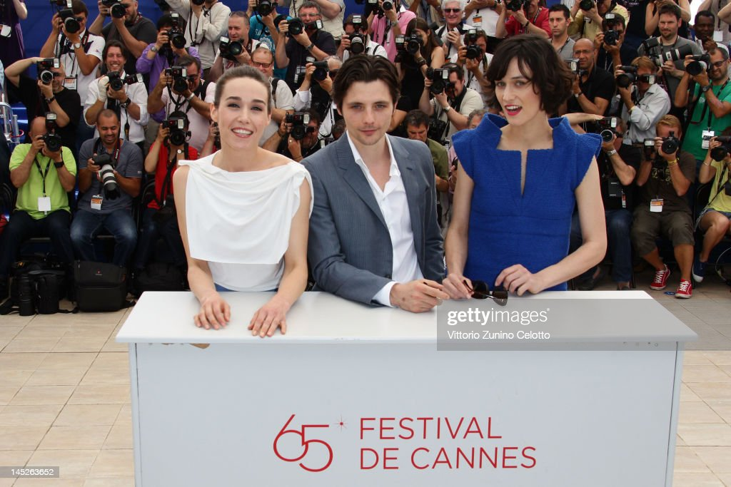 """Trois Mondes"" Photocall - 65th Annual Cannes Film Festival"