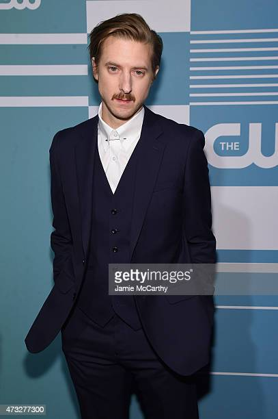Actor Arthur Darvill attends the CW Network's 2015 Upfront at the London Hotel on May 14 2015 in New York City