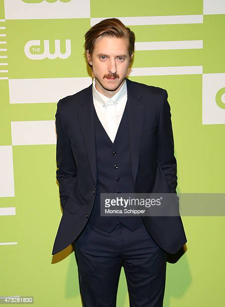 Actor Arthur Darvill attends The CW Network's New York 2015 Upfront Presentation at The London Hotel on May 14 2015 in New York City