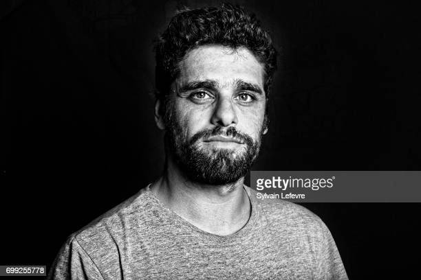 Actor Arthur Dupont is photographed for Self Assignment on June 19 2017 in Lille France