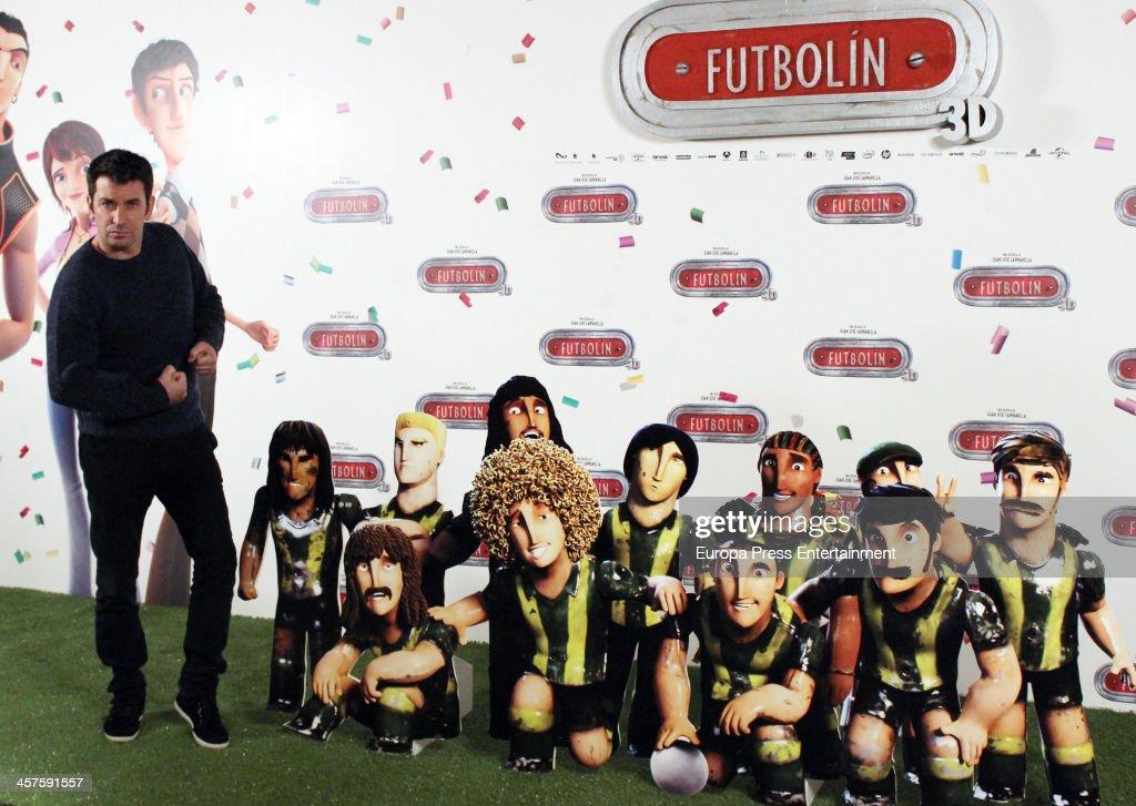 'Futbolin' Madrid Photocall