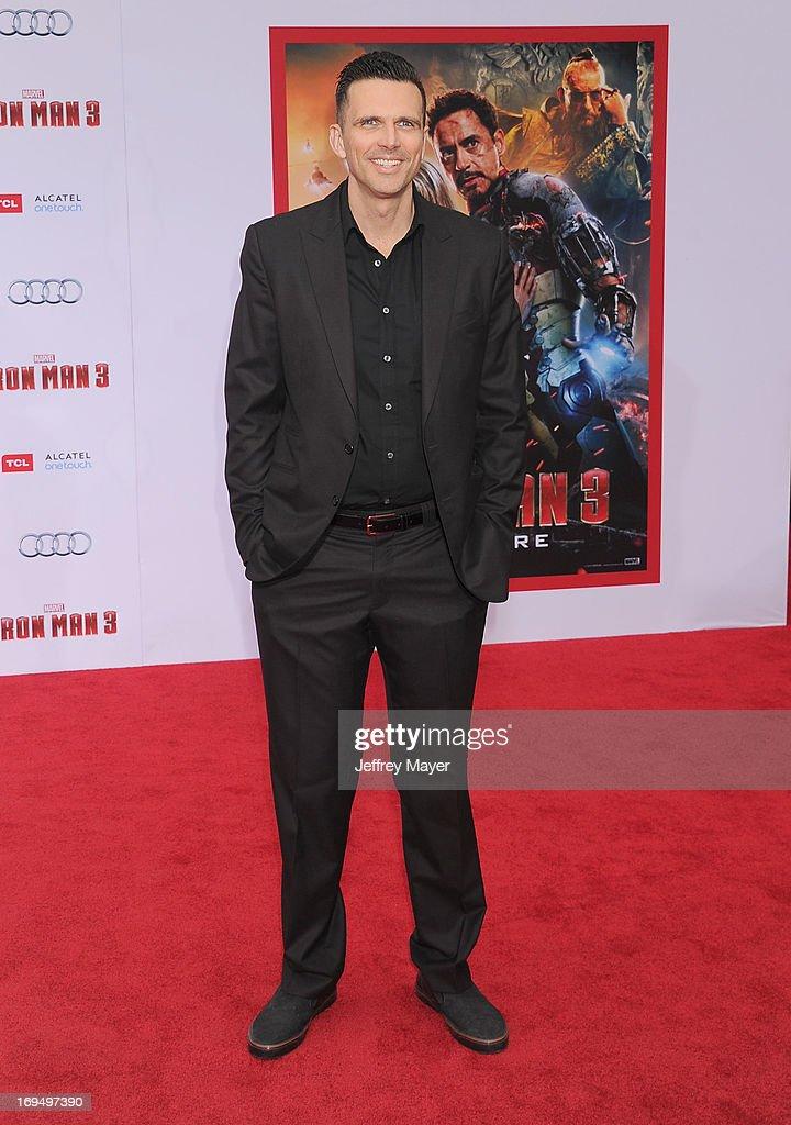 """""""Iron Man 3"""" - Los Angeles Premiere - Arrivals"""
