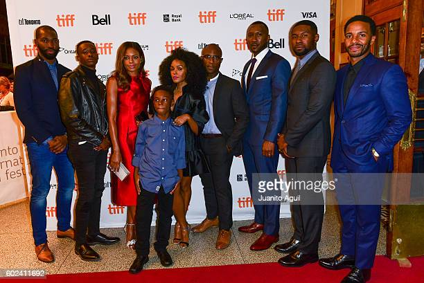 Actor Ashton Sanders Actress Naomie Harris Actor Alex R Hibbert Singer/Actress Janelle Monae Director Barry Jenkins Actor Mahershala Ali Actor...